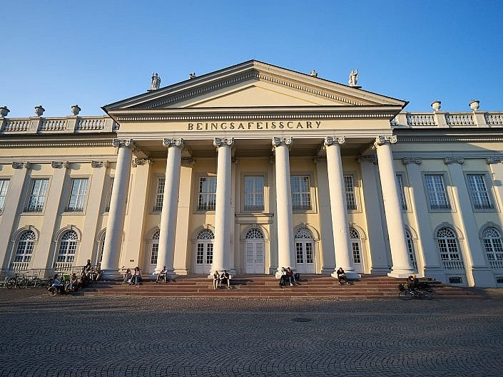 Fridericianum, Kassel, Documenta 14